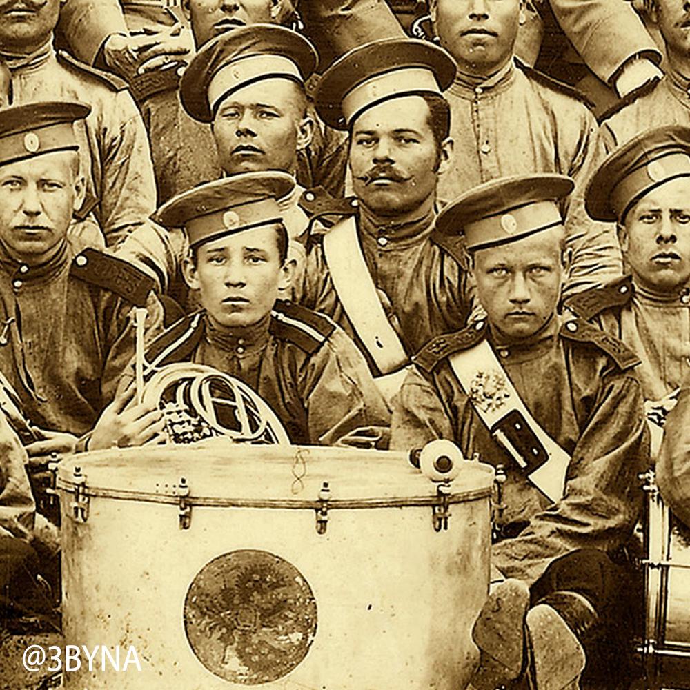 Фото сделанное 100 лет назад