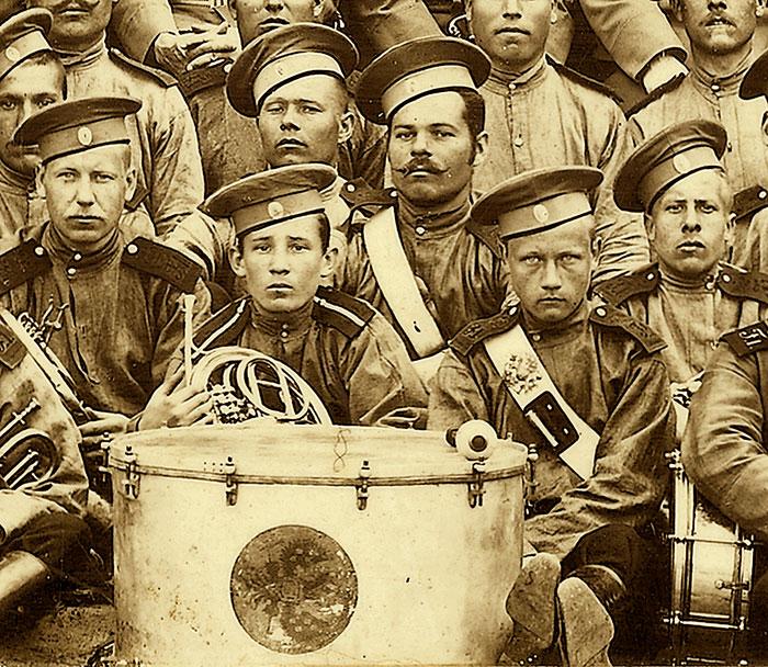 Качество снимка Кексгольмского полка