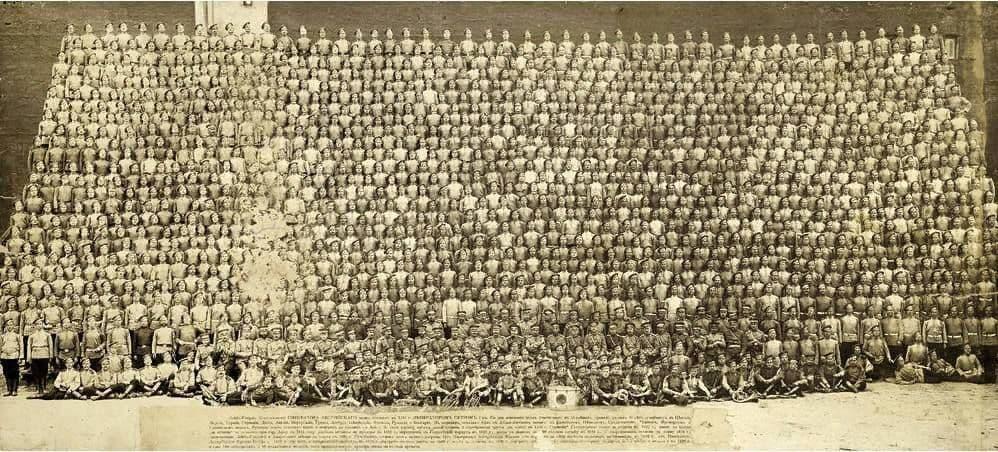 Снимок Кексгольмского полка
